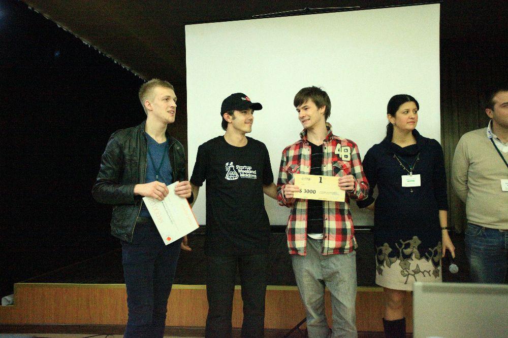 команда Rapid Board - победители SWM