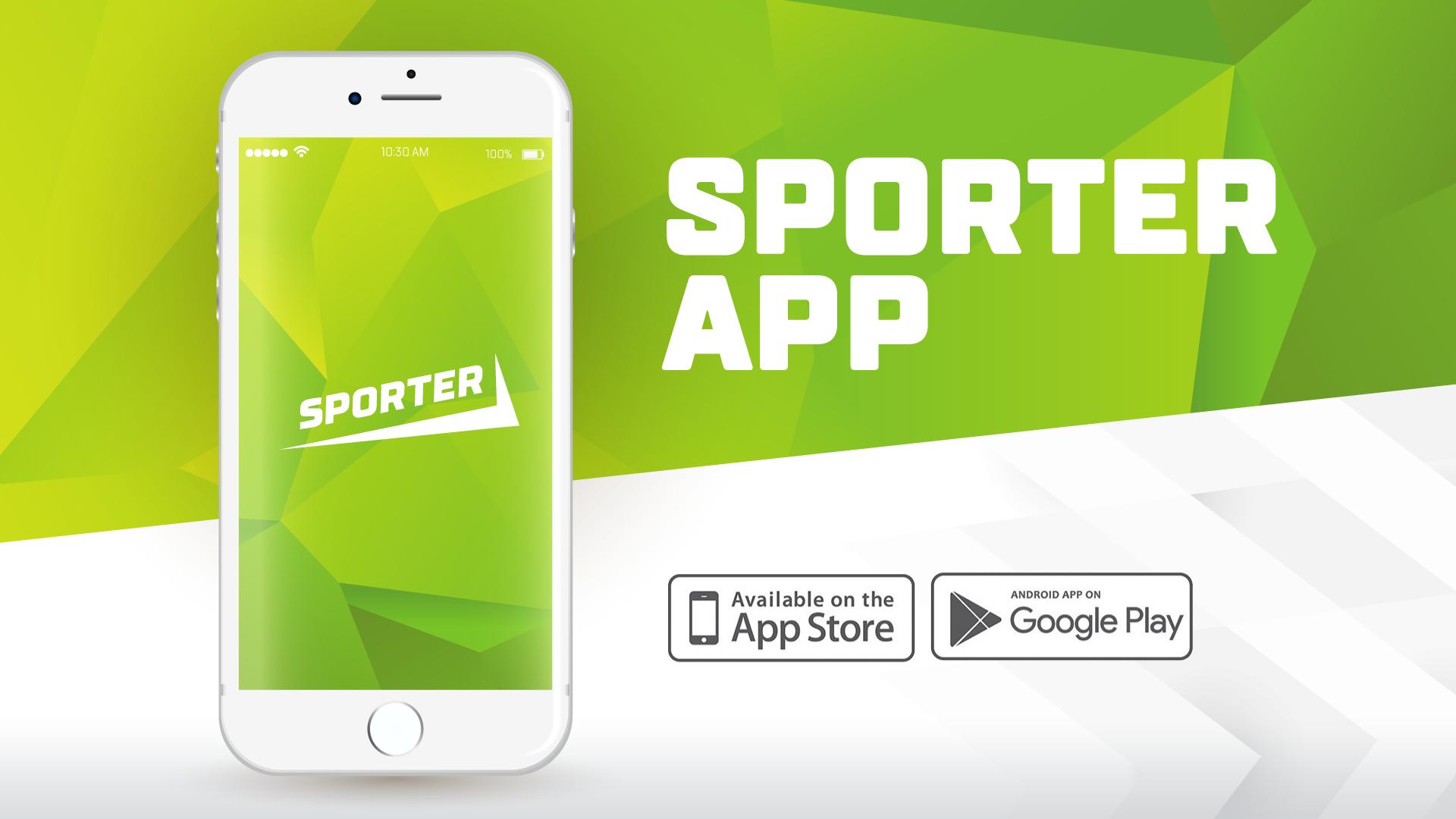 sporter-app-news