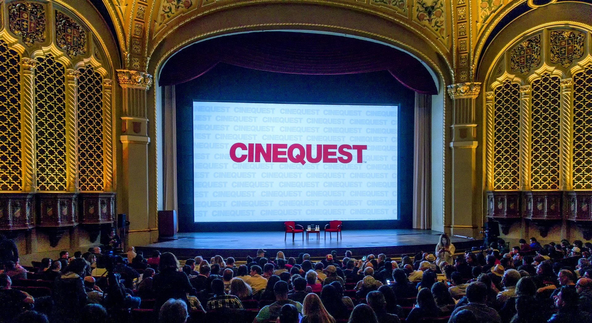 Photograph courtesy of Cinequest This year's Cinequest Film and VR Festival opens Feb. 27 with a screening of 'Krystal' at the California Theatre. The festival runs through March 11.